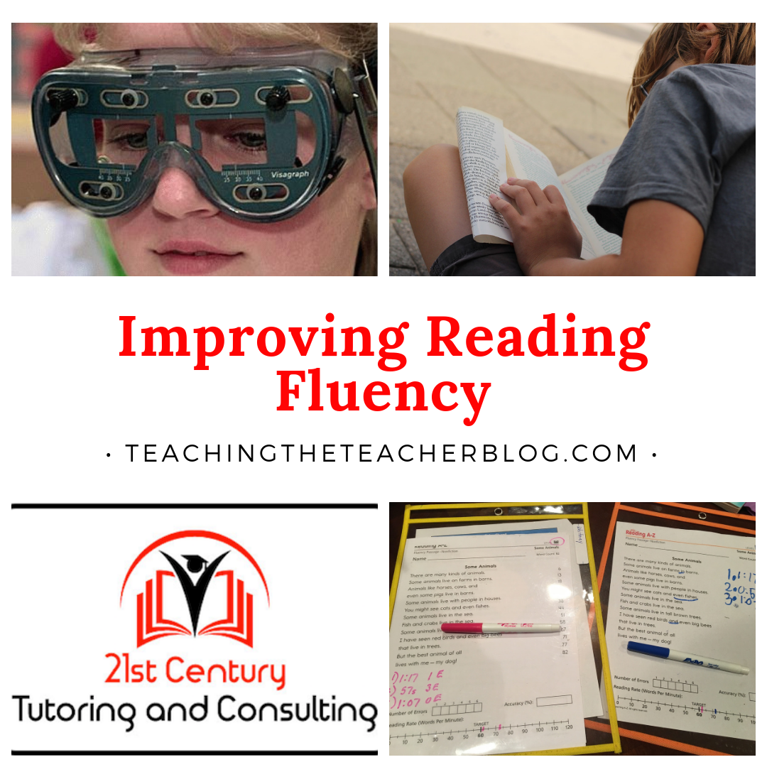Improving Reading Fluency