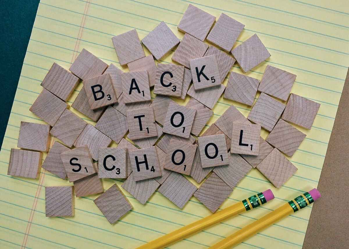 The A-Z of Back to School for Teachers! (Part1)