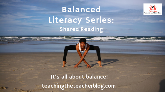 Sharing about Shared Reading: Part 1